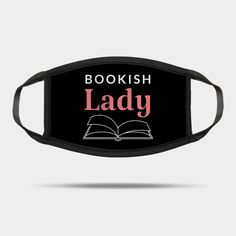 Book Lovers Gifts, Woman Face, Book Worms, Face Masks, Lady, Medical, Tv, Library Design, Movies