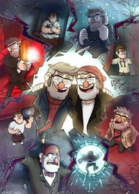 Browse the best of our 'Gravity Falls' image gallery and vote for your favorite!