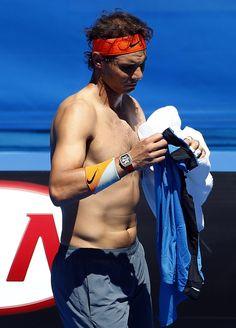 Rafael Nadal and Tennis: Photo Tennis Rafael Nadal, Rafael Nadal Fans, Nadal Tennis, Atp Tennis, Rafa Nadal, David Gray, Tennis Legends, Andy Murray, Tennis Stars