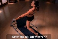 The Fluidity Bar :: A Total Body Makeover in just 2 workouts a week!  My latest craze....and loving it!