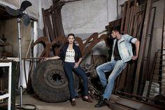 INVERNO 2014 - Unak celebra nova coleção para a temporada - www.guiajeanswear.com.br - #GuiaJeansWear: O Portal do #Jeans
