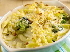 Pastagratin met broccoli