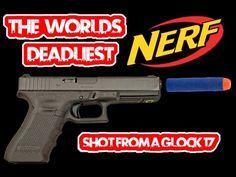 Worlds Deadliest Nerf Bullet