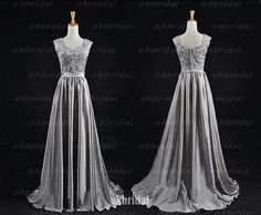 off shoulder prom dresses grey prom dress dresses for by okbridal, $159.00