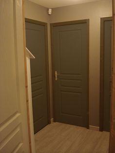 quel couleur pour les portes de mon palier