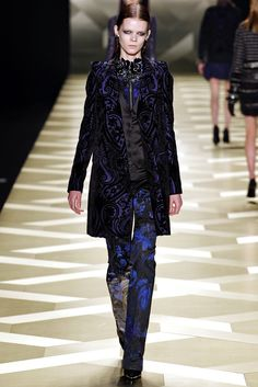 Roberto Cavalli Fall 2013 Ready-to-Wear - Collection - Gallery - Style.com