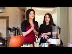 Pumpkin Pie-lets from COCOMAMA GETS COOKIN'. Video instructions on the famous Raw, Vegan and Gluten free individual pumpkin pies. Delicious, easy and good for you.