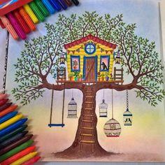 ⓐⓟⓐⓘⓧⓞⓝⓐⓓⓐ pelo fundo dessa casinha linda!!!! 🏡 Amei demais @tamyrahack 👏👏👏❤️ -------------------------------------------------- #⃣ Use #jardimsecretoinspire para que seu colorido seja compartilhado aqui no nosso perfil!! ➡️ Envie por Direct também as suas fotos!! #jardimsecretoinspire #jardimsecreto #livrojardimsecreto #secretgarden #amamosjardimsecreto #inspiração #colorir #cores #colors #vejabh #revistaexclusive #johannabasford #antiestresse #diversão #florestaencantada…