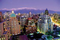 Santiago #pinChile #urbanlife