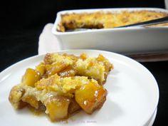 Crumble aux pommes et caramel au beurre salé de Cyril Lignac 3