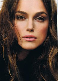 Keira Knightley- lovin the natural look