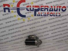 Recuperauto Palafolls, le ofrece en stock una amplia gama de motor de arranque de todas las marcas, como este modelo de Fiat Punto. Si necesita alguna información adicional, o quiere contactar con nosotros, visite nuestra web: http://www.recuperautopalafolls.com/ o llame al 93 765 04 01!