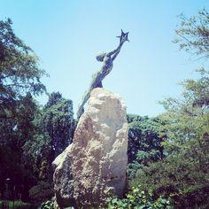 Monumento a Ruben Dario