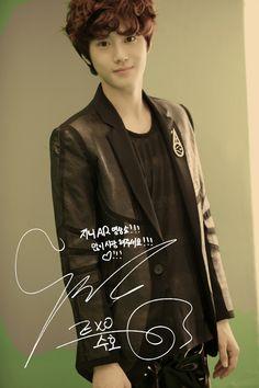 #Joonmyeon #Suho #EXO