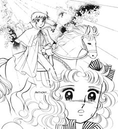 Candy Candy Manga Pictures - Candy Candy Photo (16960495) - Fanpop