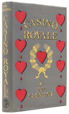 Ian Fleming's Casino Royale first edition