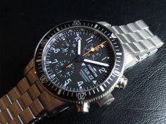 Fortis 虎ノ助 FORTISB42コスモノートクロノ格安保証付2年保証 時計 Watch Antique ¥194800yen 〆10月19日
