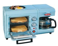 The retro 3-in-1 Breakfast Station and the joy/pain of single-use kitchen appliances | @offbeathome