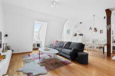Engelska gången 10c Maria Park, Helsingborg - living room