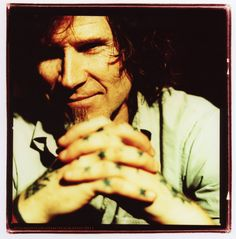 In 2012, Mark Lanegan released the album Blues Funeral. Black Pudding, an album-length collaboration with guitarist and singer Duke Garwood, will come out in May.