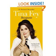 Bossypants: Tina Fey  Provided me with many laugh out loud moments. Prompted many strange looks in grocery store parking lots. Don't ask.