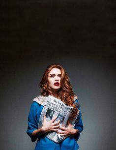 Holland Roden for Tyler Shields color
