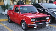 Fiat 147 Pick Up, 147 Fiat, Br Car, Fiat Uno, Fiat Cars, Panel Truck, Fiat Abarth, Flavio, Toy Trucks