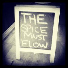 The #Spice Must Flow #Dune #Arrakis #FrankHerbert