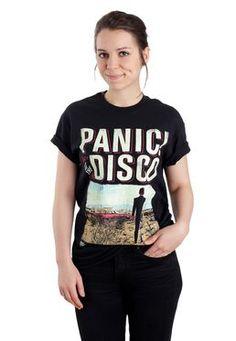 Panic! At The Disco - Album Billboard - T-Shirt