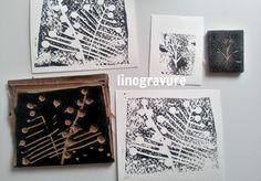 #Linogravure: les bases.