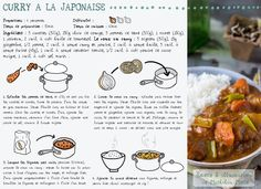 curry nippon recette