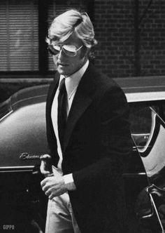 Man of mystery. Robert Redford.