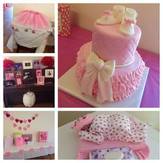Its a girl baby shower,   #pink #shower #baby #inspiration #idea