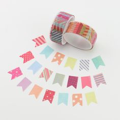 Book Shelf Japanese Die Cut Washi Tape Masking Tape YD-MK-001
