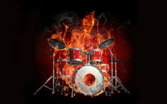 41 Best Wallpapers Images Drum Kit Backgrounds Drawings