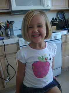 bobs for little girls - Google Search