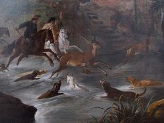 Stag Hunt detail 3   Flickr - Photo Sharing!