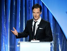 Benedict Cumberbatch Will Present at the SAG Awards, So Here's How He Can Psyche Himself Up