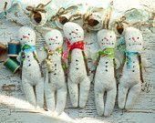 Christmas Garland Banner - Snow Fairy Banner