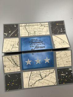 Koboldwerkelei Karte StampinUP StampinUP! Endloskarte