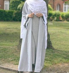 modest, hijab, and abaya image