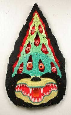 Los totems del horror por AJ Fosik