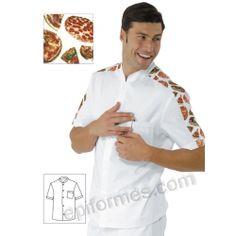 CHAQUETA COREANA PIZZA