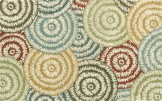 Check out the name!  Mariah Multi Rug in Area Rugs | Crate and Barrel