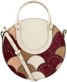 Chloé Small Studded Pixie Cross Body Bag