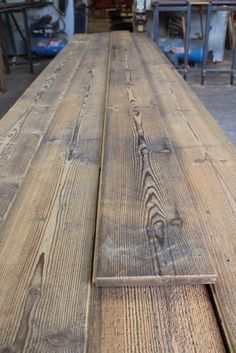 These gorgeous reclaimed Victorian Antique Pine boards are stocked and wide. Brushed, hand-sanded ready to lay. Parquet Flooring, Hardwood Floors, Devol Kitchens, Pine Boards, Wall Cladding, Season Colors, Wow Products, 3 D, Home And Garden