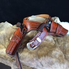Cowboy Holsters, Western Holsters, Gun Holster, Leather Holster, Old West, Leather Working, Hand Guns, Oxford Shoes, Dress Shoes