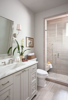 White Bathrooms 20 stunning small bathroom designs | grey white bathrooms, white