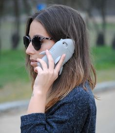 Stella mccartney shark case. Phone accessories. Technology. Trendencies