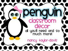 If you love penguins then I have what you need to have an adorable penguin…